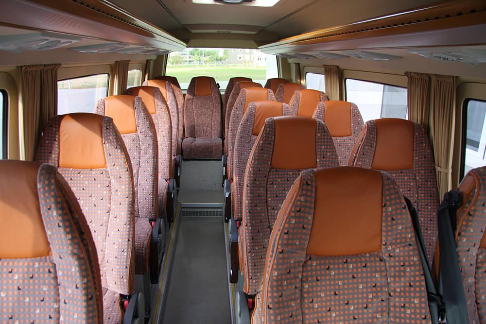 пассажирские перевозки в Минске