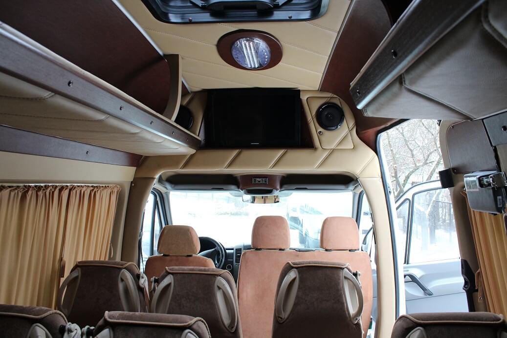 Заказать микроавтобус в Минске | Busby